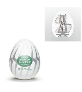 Яйце за мастурбиране Thunder