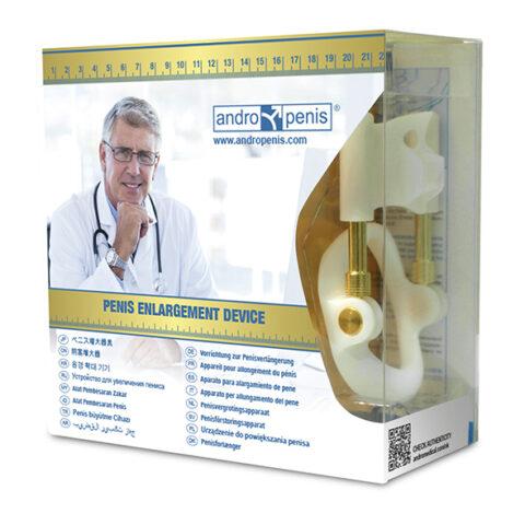 Андропенис Голд- уред за уголемяване на пениса