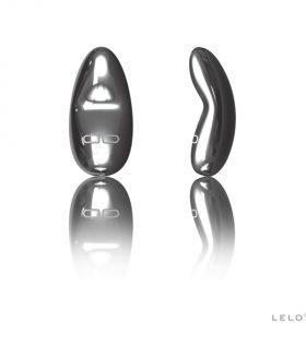 Сребърно виброяйце Lelo - Yva Vibrator Silver
