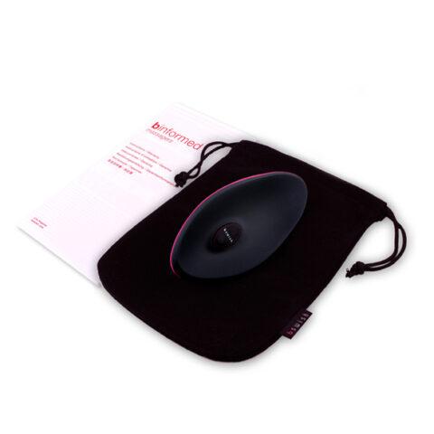 B Swish - bsoft Premium Massager Black Magenta