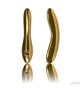 Златен вибратор Lelo - Inez Vibrator Gold
