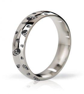 Mystim - His Ringness Earl Polished & Engraved 48m