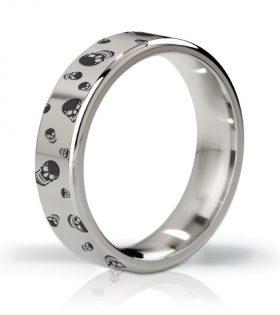 Mystim - His Ringness Duke Polished & Engraved 51m