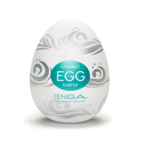 Комплект 6 бр. яйца Tenga - Egg Surfer