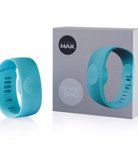 Интерактивна гривна SenseMax - SenseBand Turquoise