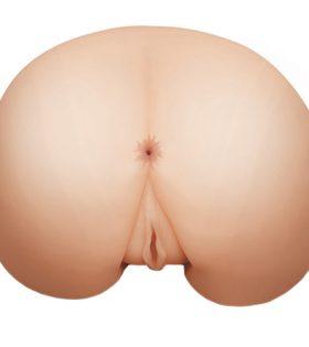 Вагина и анус от Кибер Кожа BAD GIRL 25 см.