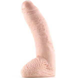 Пенис отливка BASIX FAT BOY FLESH 25.5 cm.