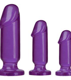 Комплект пенис отливки GRAB JELLIE 3 бр.
