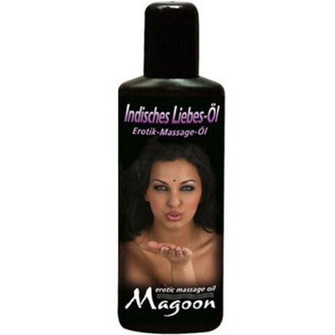 Еротично масажно олио MAGOON100 ml. Индийски масаж