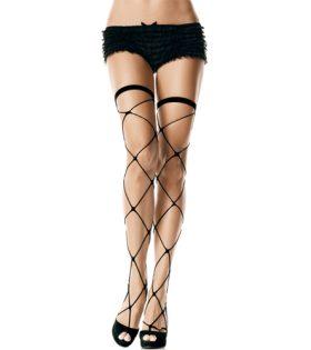 Секси чорапи LA JUMBO NET