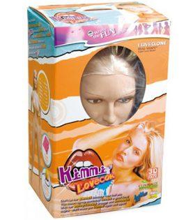 Кукла KIMMI 3D Супер Реалистична