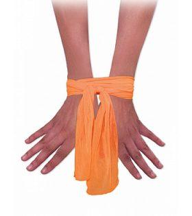 Връзки Neon Love Ties - неоново оранжеви