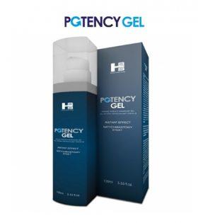 Potency Gel, възбуждащ и задържащ гел за мъже, 100ml.