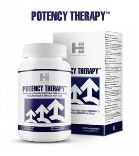 Potency Therapy, 60 таблетки секс стимулант за мъжка потентност