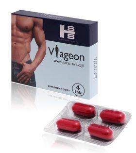 Vigeon, 4 таблетки секс стимулант за мъже