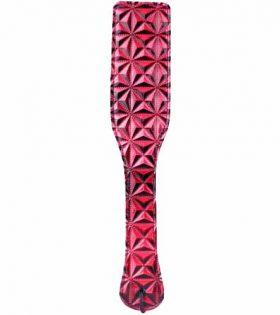 Луксозна плескалка LUXURY FETISH RED 30 см.