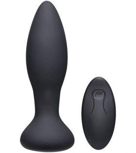 Разширител Thrust Experienced Thrusting Butt Plug - Black