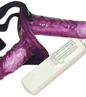 Вибриращ пенис колан за Strap-on You2Toys