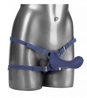 Пенис колан за жени Her Royal Harness Me2 Thumper