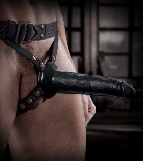 Пенис колан Harness with Hollow Strap-On