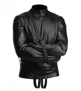 Кожено яке Straight Jacket - Large