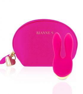 Вибростимулатор RS - Essentials - Bunny Bliss Pink