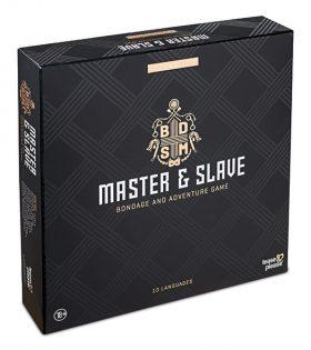 BDSM комплект Master & Slave Edition Deluxe