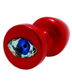 Разширител с кристал Swarovski - червен
