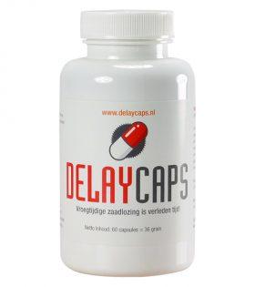 Таблетки за задържане Delaycaps