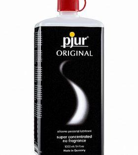 Лубрикант на силиконова основа Pjur Original - 1000 ml