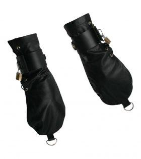 Бондажни ръкавици Strict Leather Bondage Mittens