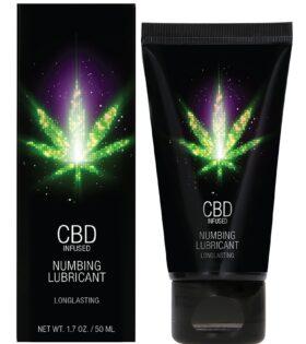 CBD Numbing Lubricant - 50ML