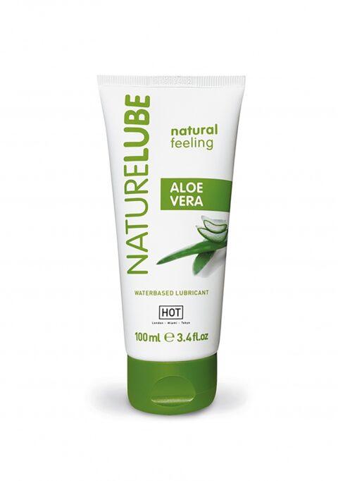 HOT Nature Lube waterbased - Aloë Vera - 100 ml
